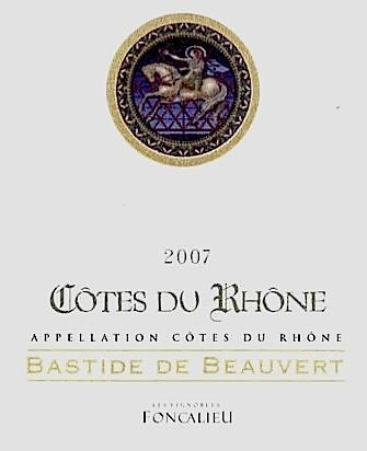 Bastide de Beauvert