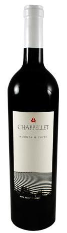 Chappellet Mountain Cuvee