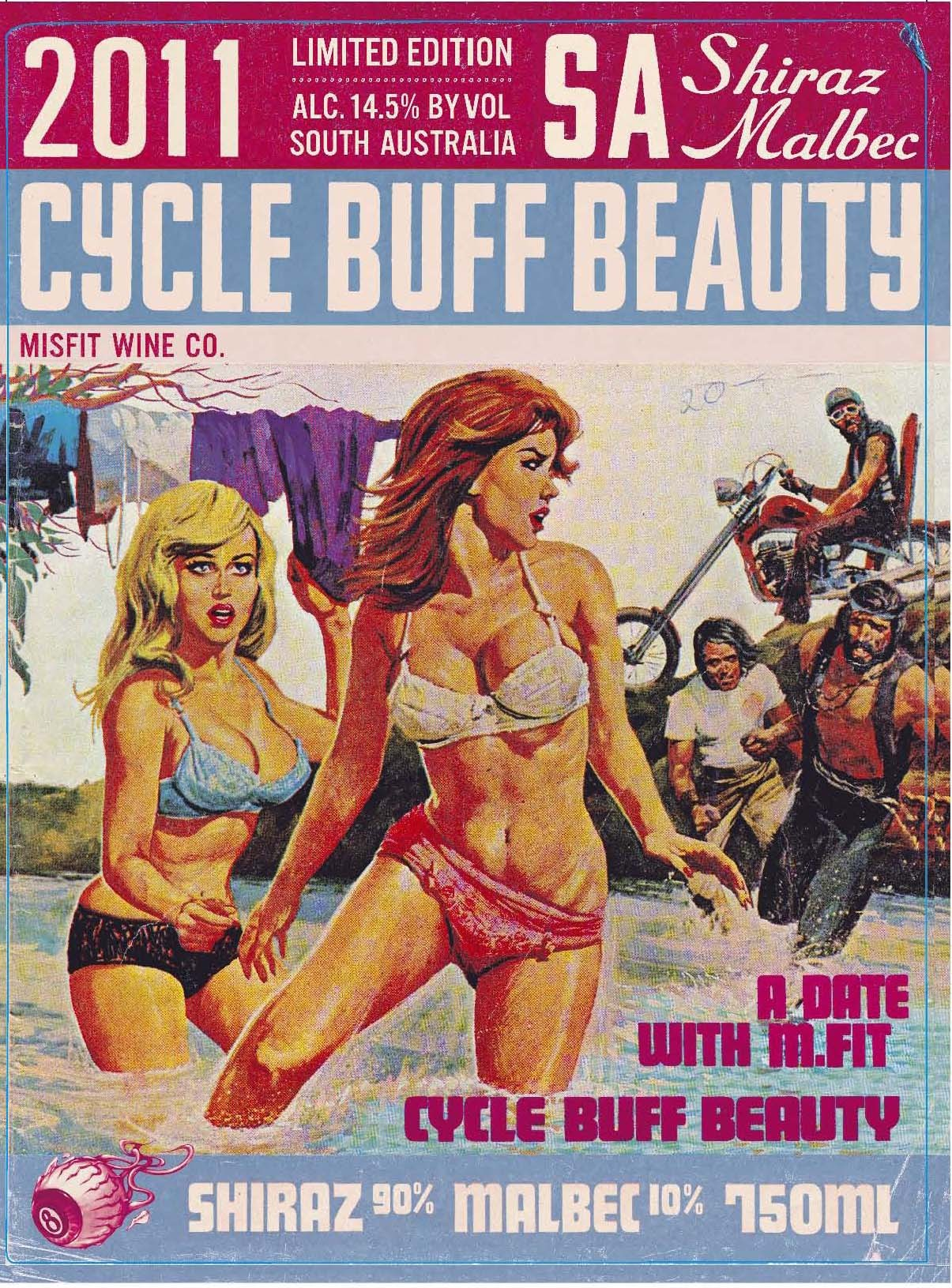 Cycle Buff Beauty 2011