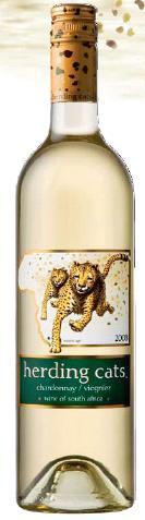 Herding Cats Chardonnay/Viognier