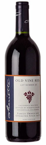 Marietta Old Vine Red Lot 56