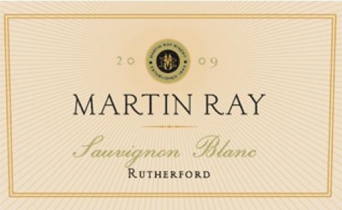 Martin Ray Sauvignon Blanc