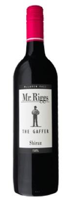 Mr. Riggs The Gaffer Shiraz 2009