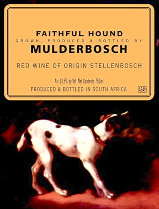 Mulderbosch Faithful Hound