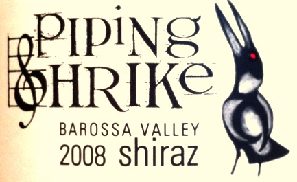 Piping Shrike Shiraz