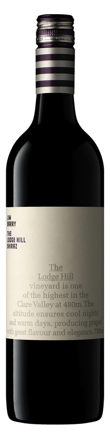 Jim Barry Shiraz 2010