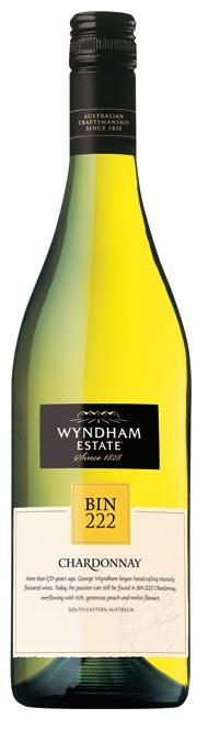 Wyndham Estate Bin 222