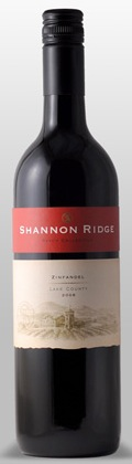 Shannon Ridge Zinfandel