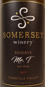 Somerset Mr. T
