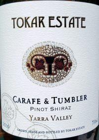 Tokar Estate Carafe & Tumbler