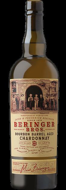 Beringer Bourbon Barrel Aged Chardonnay