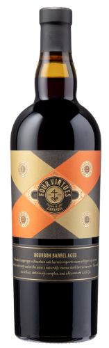 Four Virtues Bourbon Barrel Zinfandel