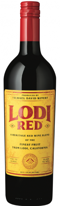 Michael David Lodi Red Wine