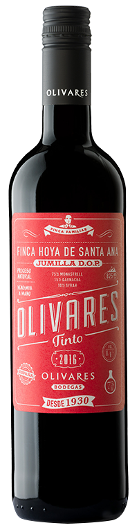 Olivares Tinto 2017